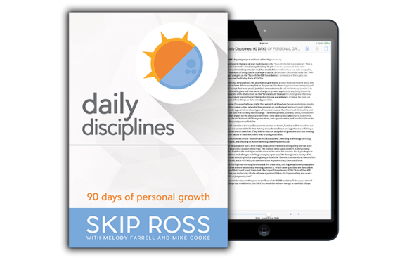 Daily Disciplines